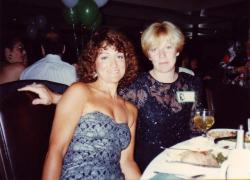 Janice Petrella-Walsh and Ann Schlenger-Richards